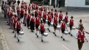 Musikzug-Holzkirchen-Marschmusik